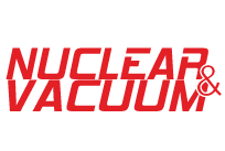 Logo nuclear and vacuum